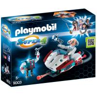 Playmobil 9003 Skyjet s Dr. X a Robotom