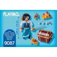 Playmobil 9087 Pirátskej s truhlou pokladov 3
