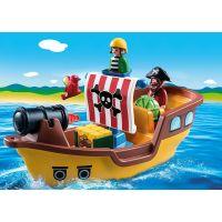 Playmobil 9118 Pirátska loď 3
