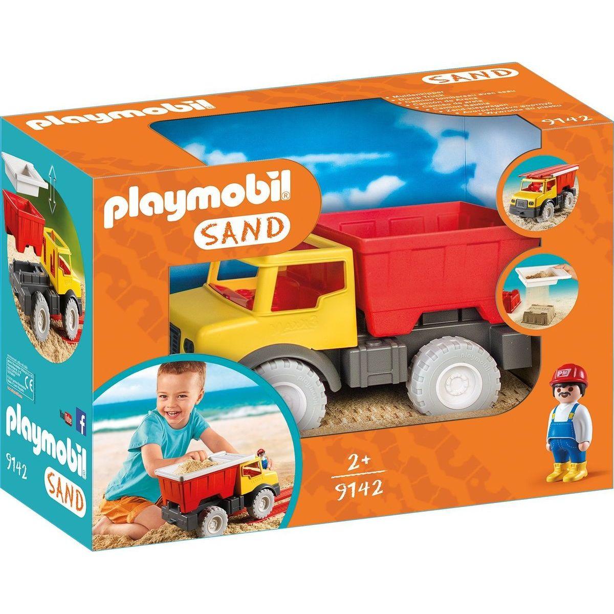Playmobil 9142 Nákladní auto na písek