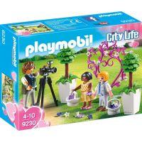 Playmobil 9230 Svadobné Fotograf s družičkami