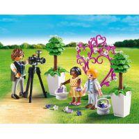 Playmobil 9230 Svadobné Fotograf s družičkami 2
