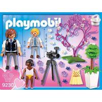 Playmobil 9230 Svadobné Fotograf s družičkami 3