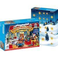 PLAYMOBIL® 70188 Adventný kalendár Vianoce v hračkárstve