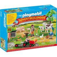 PLAYMOBIL® 70189 Adventný kalendár Farma