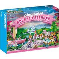 PLAYMOBIL® 70323 Adventný kalendár Kráľovský piknik v parku