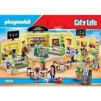 PLAYMOBIL® 70535 Mega Set Obchodné centrum