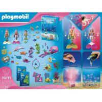 PLAYMOBIL® 70777 Adventný kalendár Morské panny 5