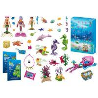 PLAYMOBIL® 70777 Adventný kalendár Morské panny 4