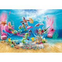 PLAYMOBIL® 70777 Adventný kalendár Morské panny 3