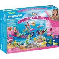 PLAYMOBIL® 70777 Adventný kalendár Morské panny