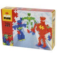 Plus-Plus Mini 170 Neon Roboti