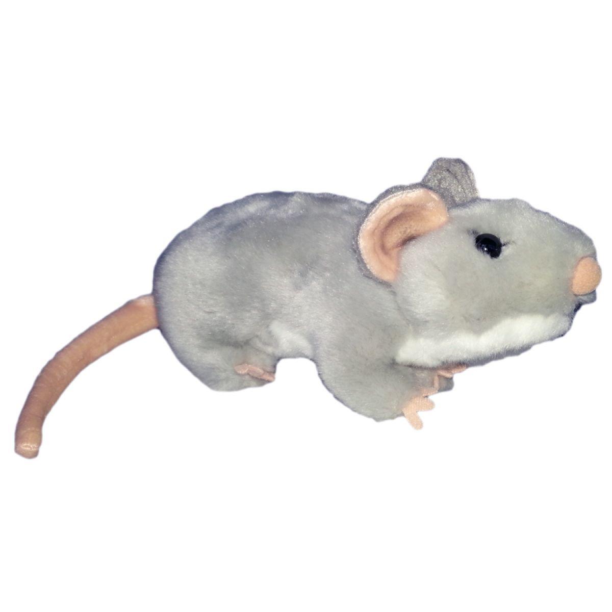 Plyšová krysa 18cm