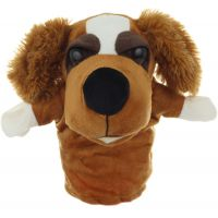 Plyš maňuška pes 24 cm