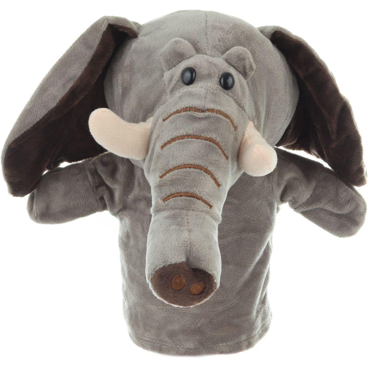 Plyš maňuška slon 24 cm