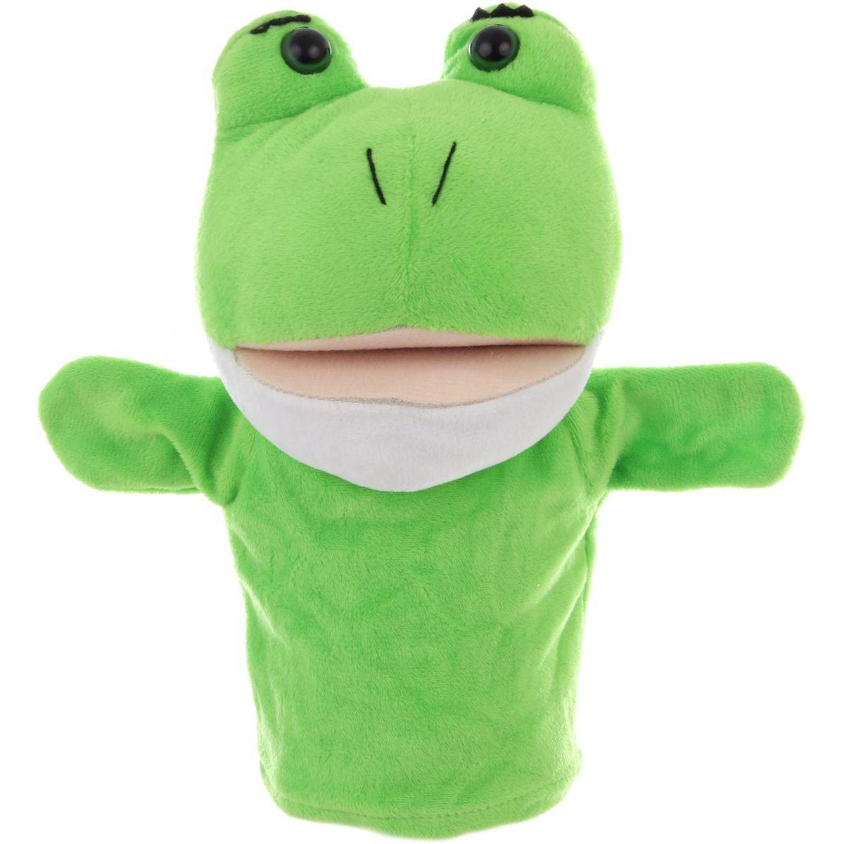 Plyš maňuška žaba 23 cm