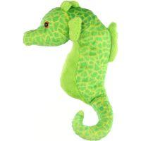 Plyš Mořský koník zelený 24 cm