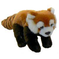 panda červená 20 cm
