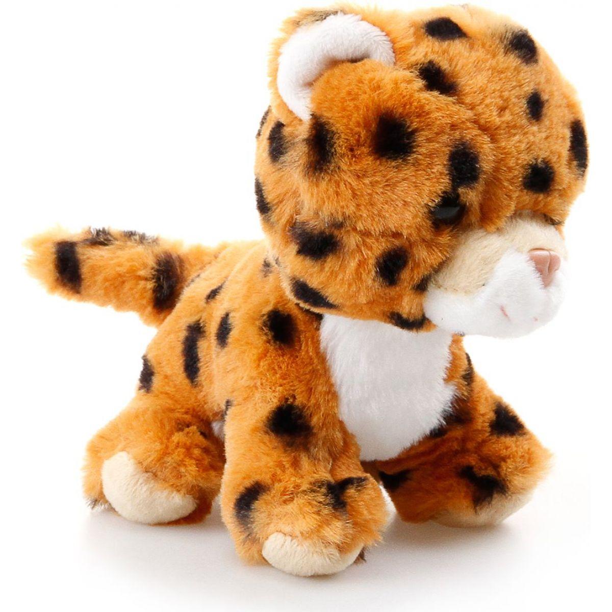 Plyšové zvieratko Leopard 17cm