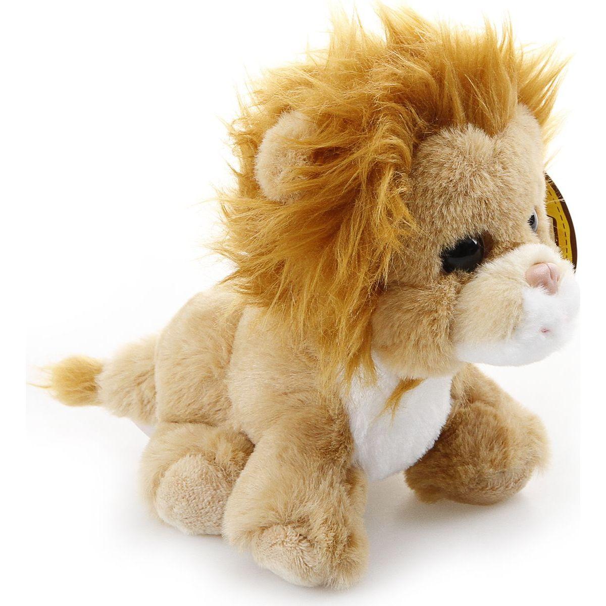 Plyšové zvieratko Lev 17cm