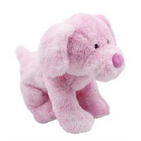 Plyšové zvieratko Ružový psík 30cm 2