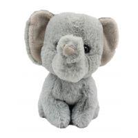 Plyšové zvieratko Slon 17cm 2