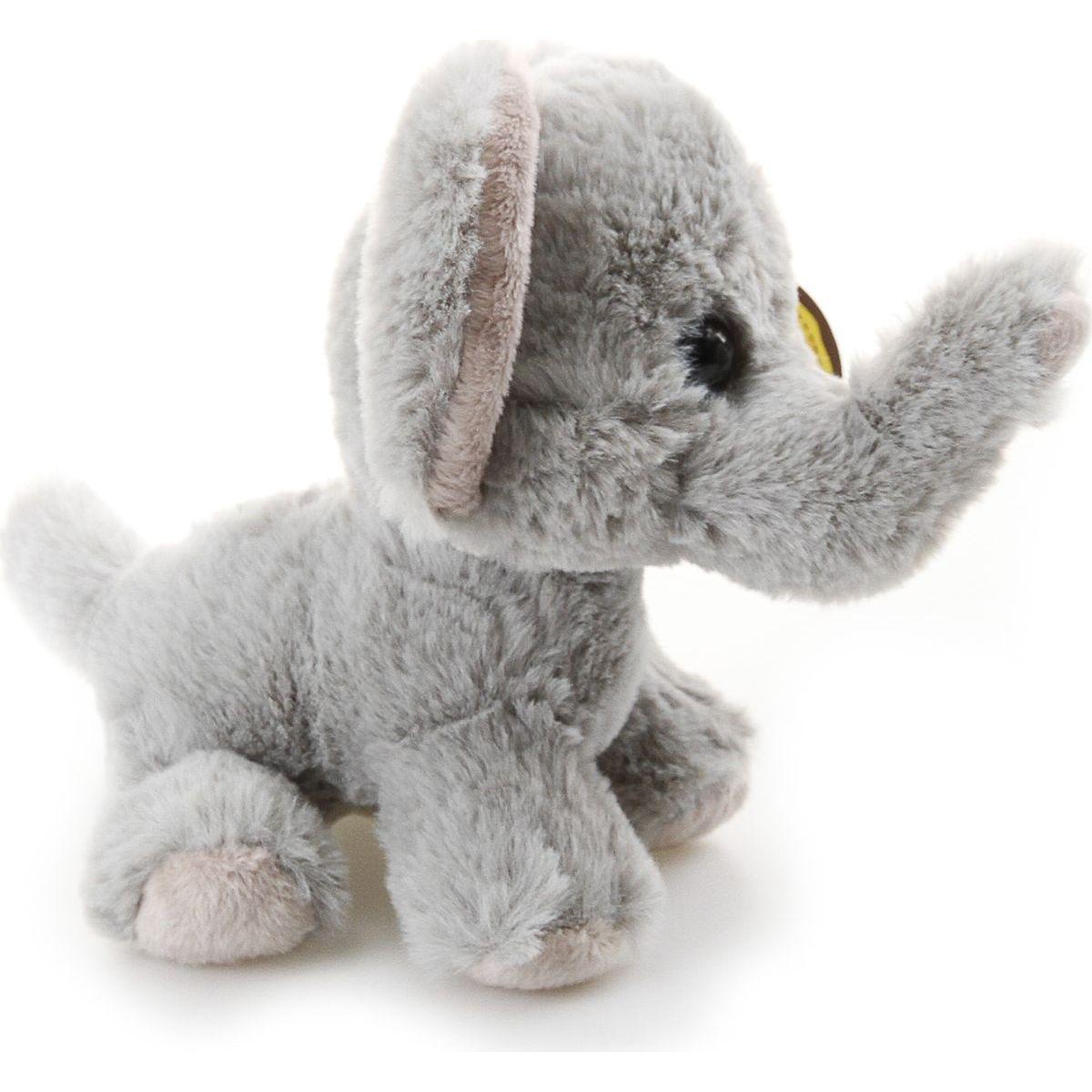 Plyšové zvieratko Slon 17cm