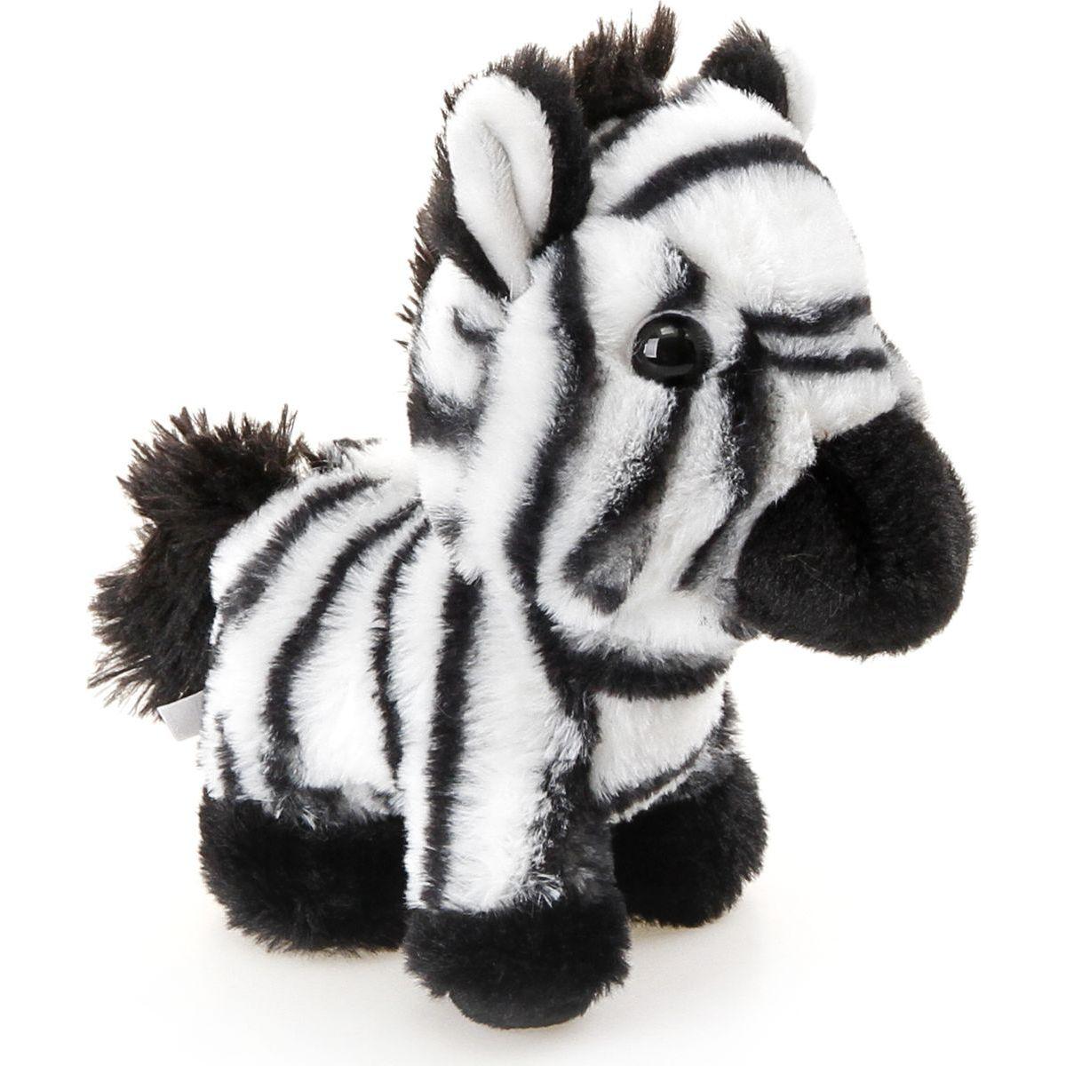 Plyšové zvieratko Zebra 17cm