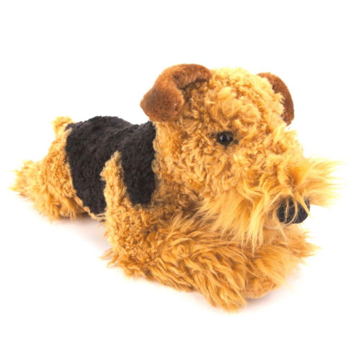Plyšový Airedale Terrier 40 cm
