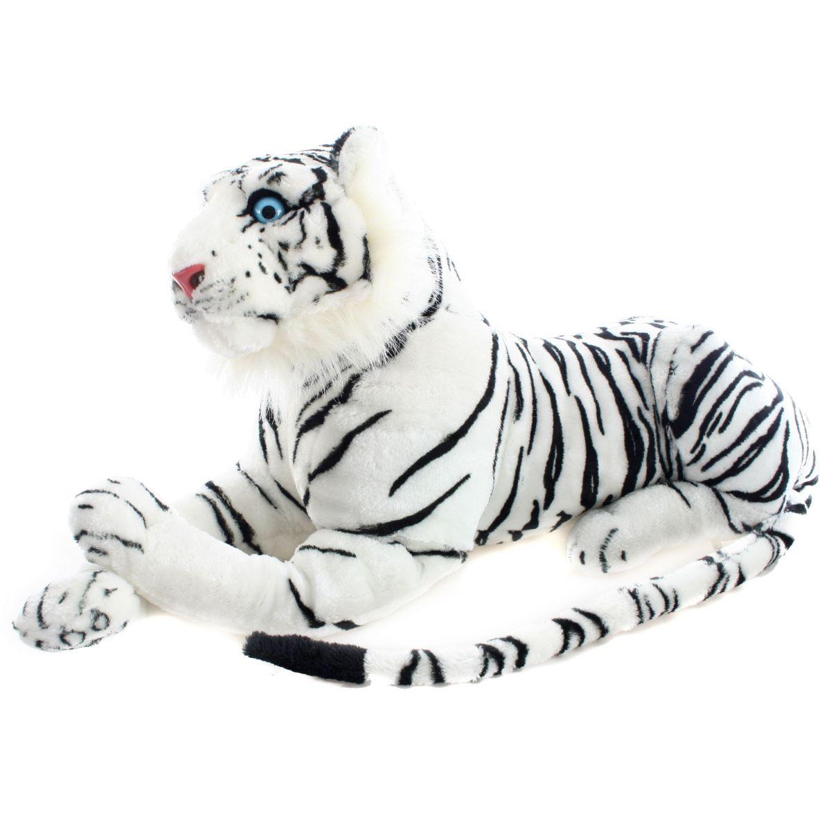 Tygr bílý 70 cm