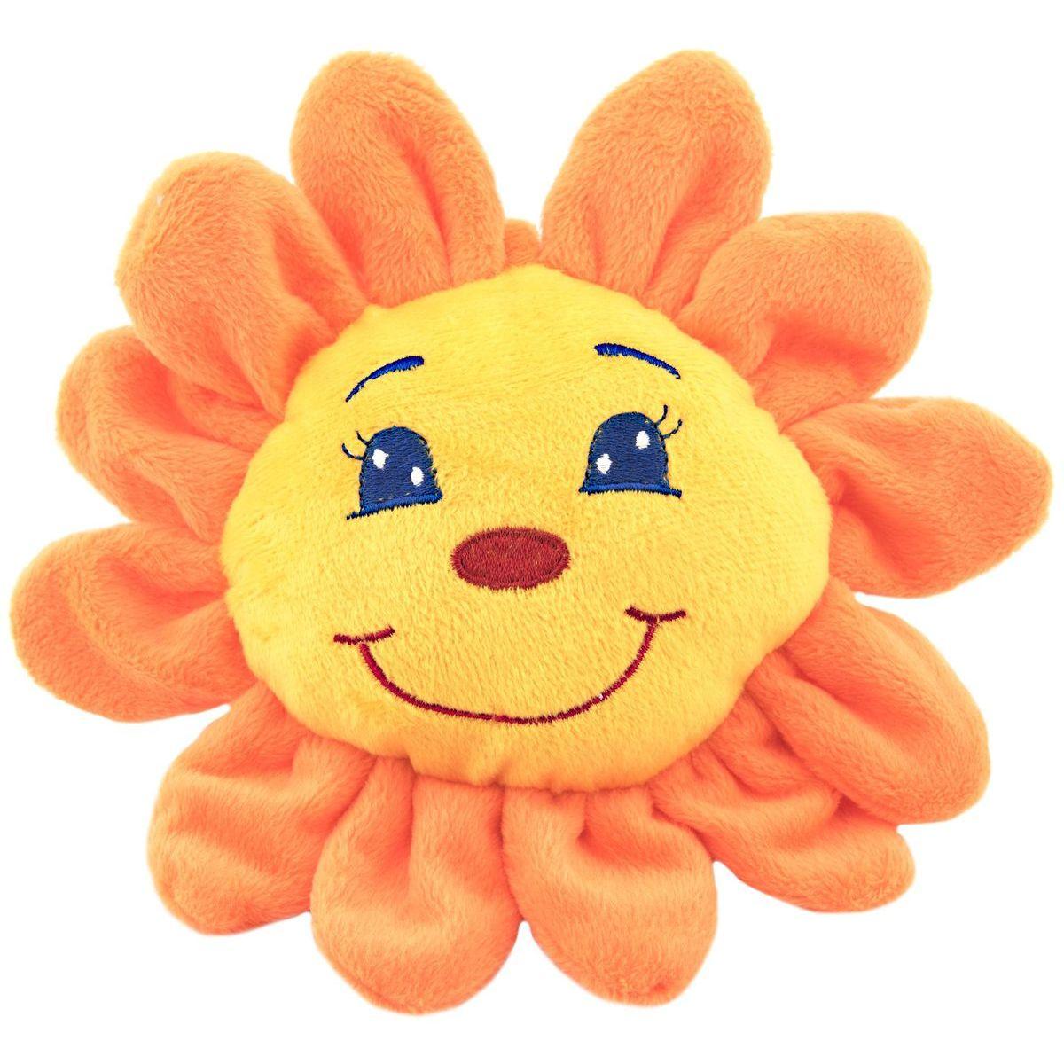 Plyšový hrací strojček slniečko 20 cm