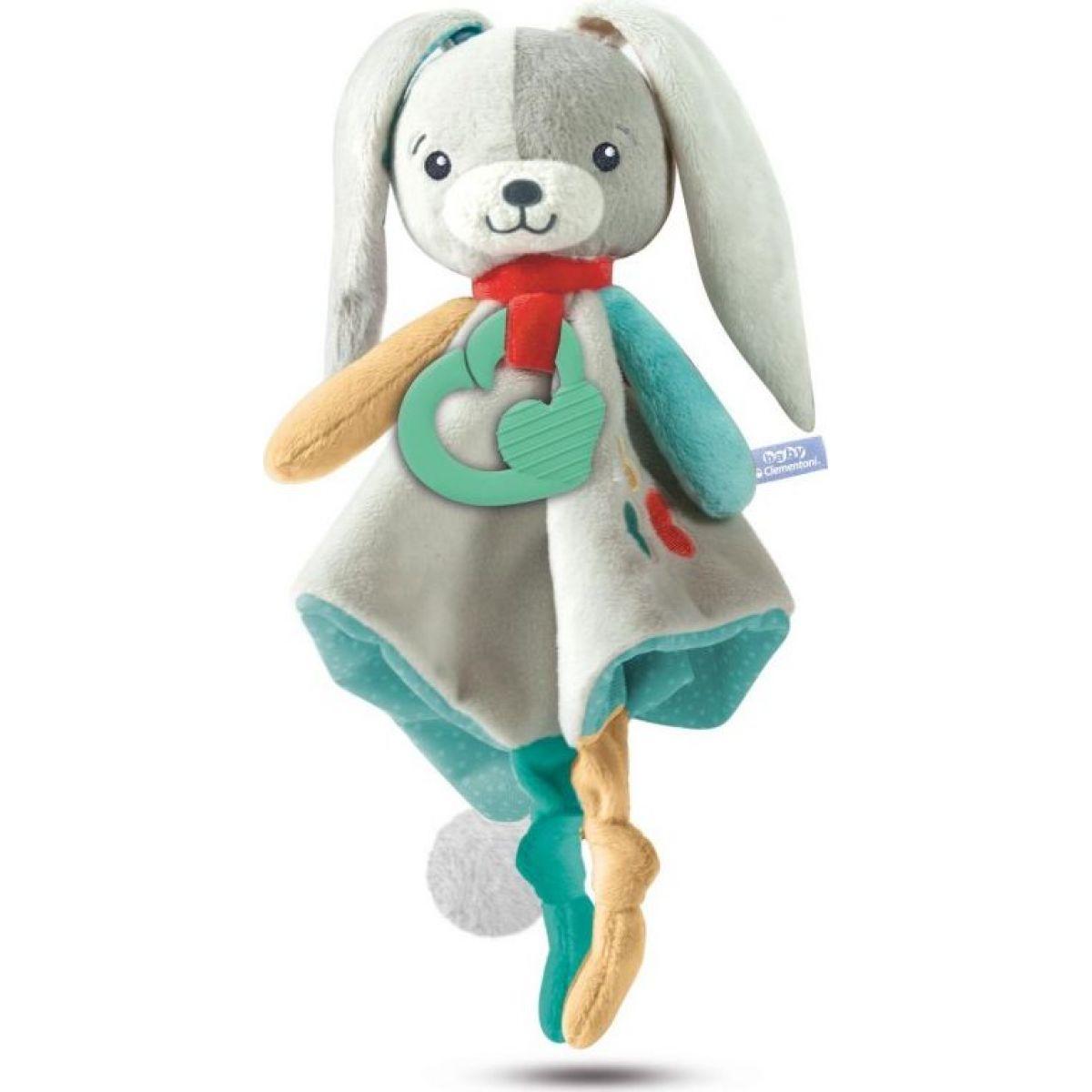 Clementoni Plyšový králiček usínáček