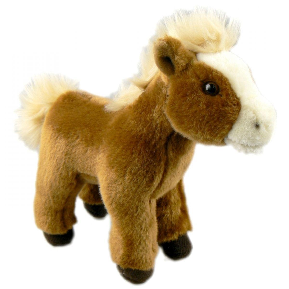 Kůň Béžová hříva 25cm