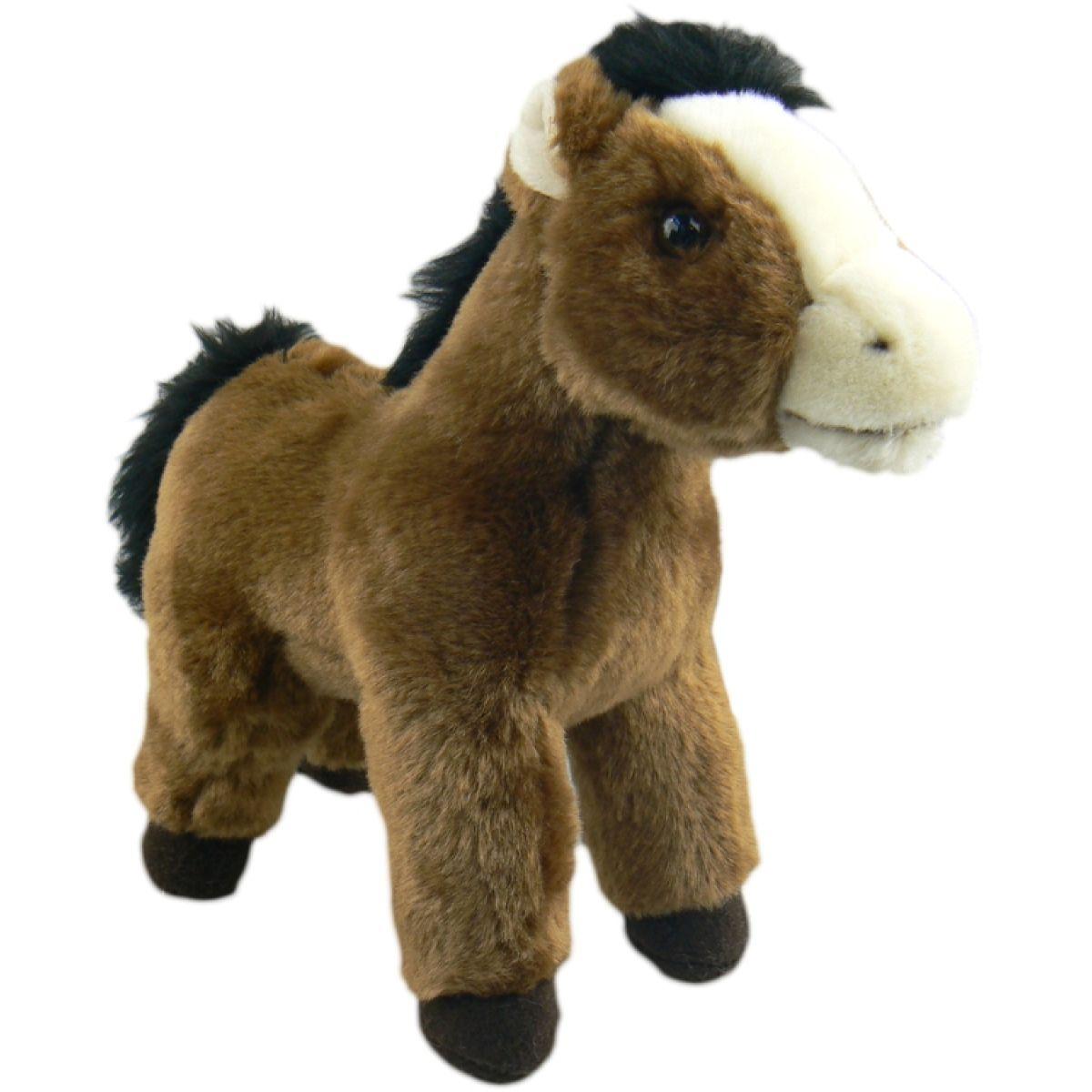 Kôň Čierna hriva 25cm
