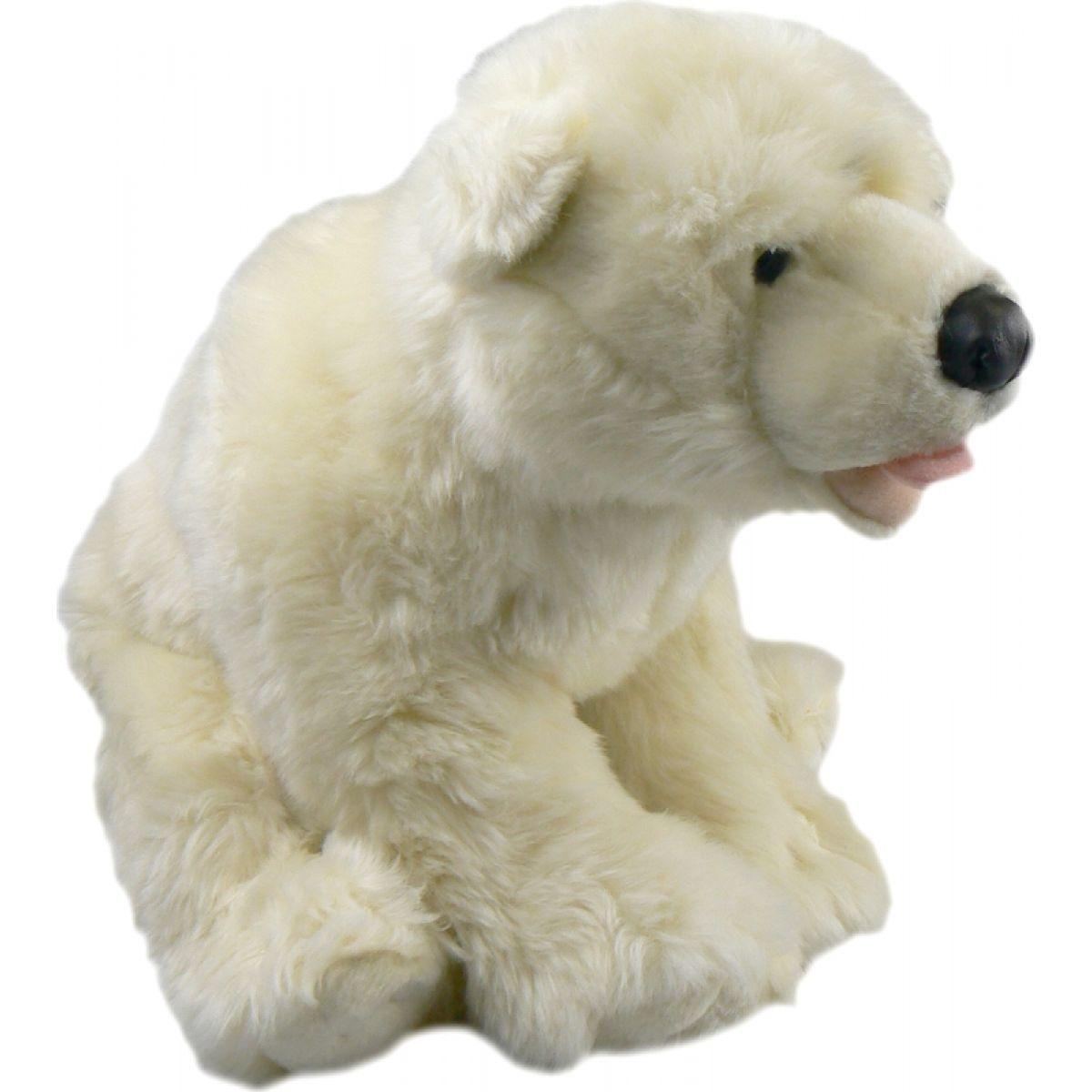 Ľadový medveď 30 cm