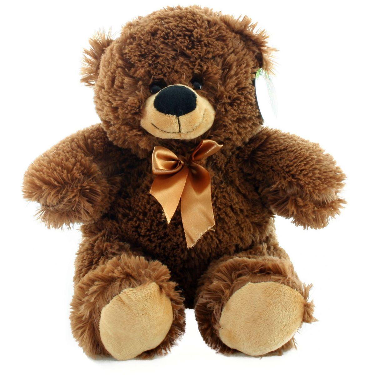 Medvěd tmavý menší 35 cm