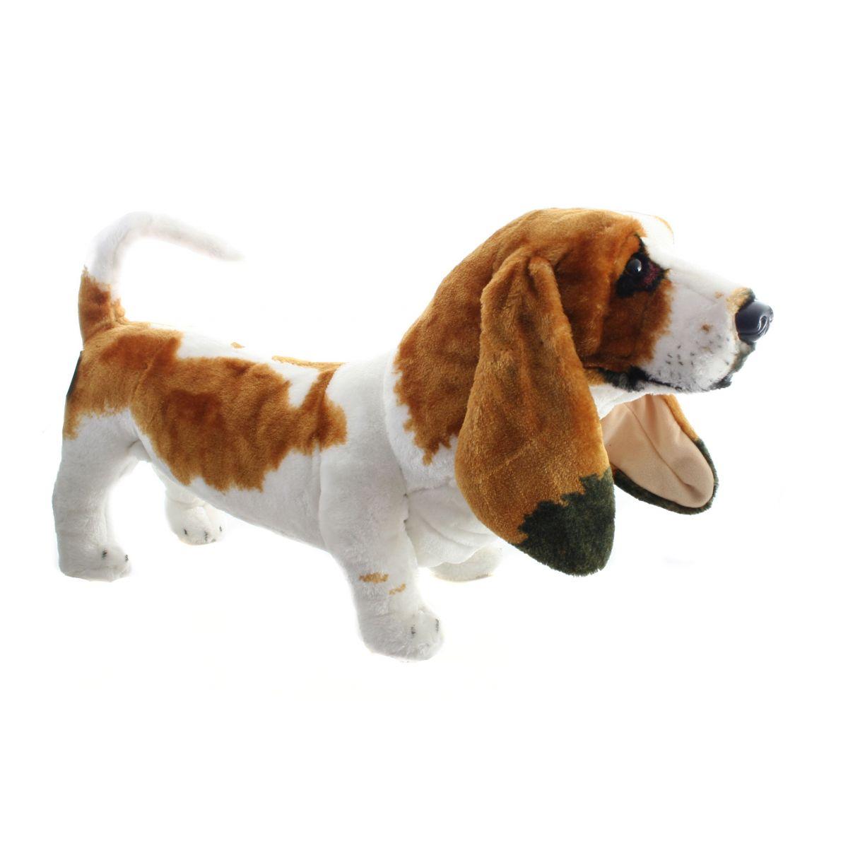 Plyšový pes Baset 70 cm