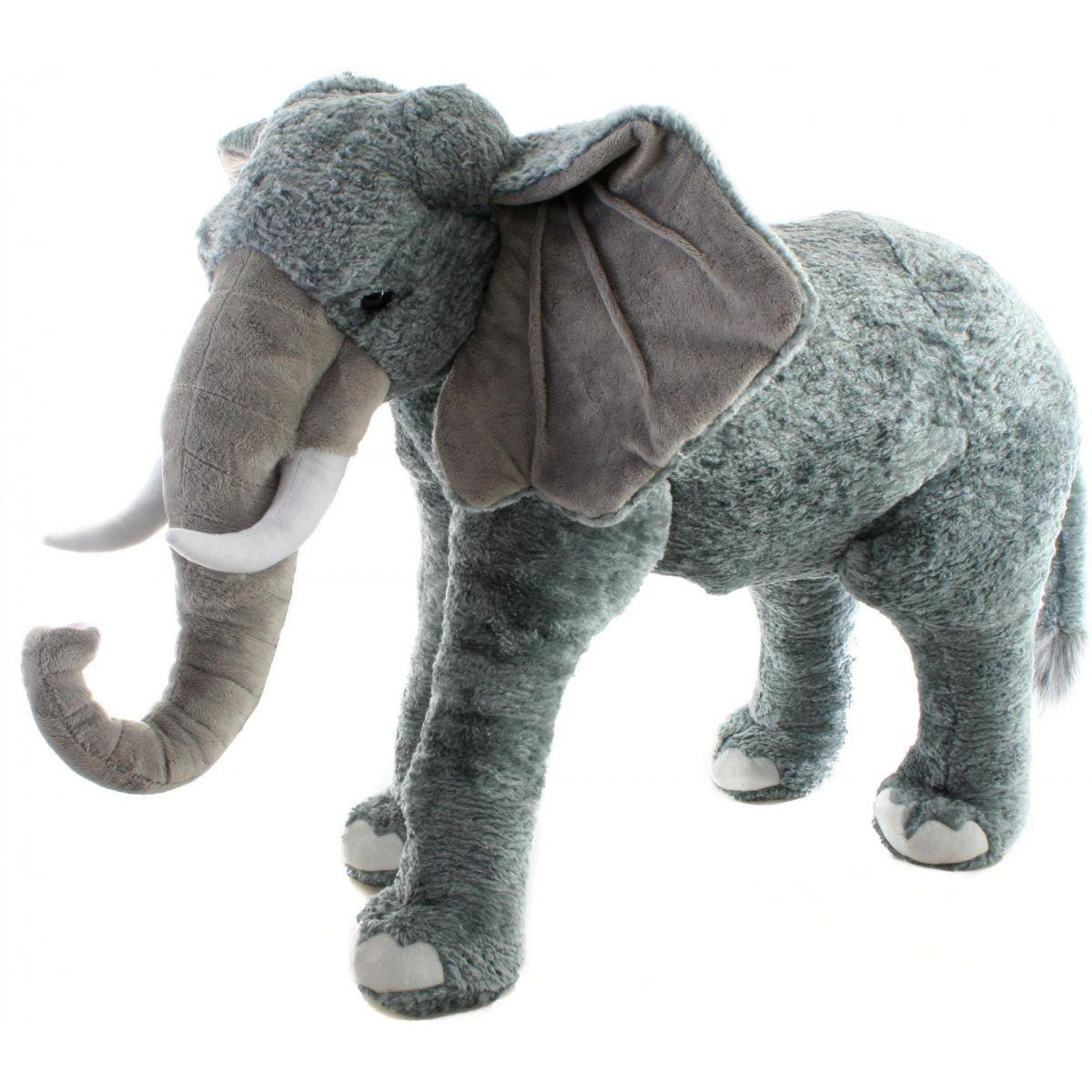 Plyšový slon veľký 60 cm