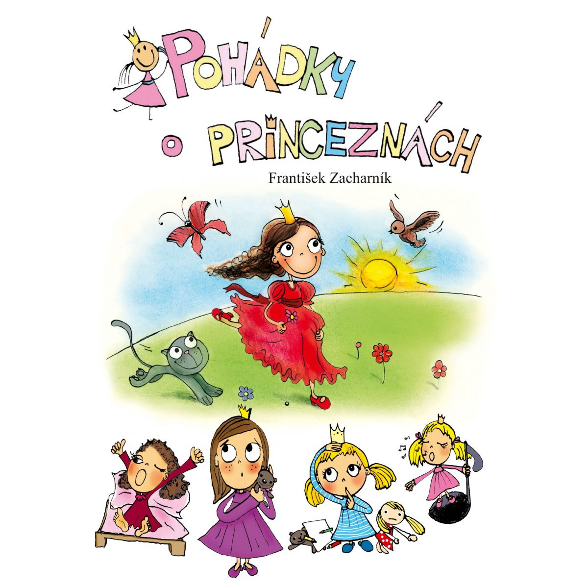 Rozprávky o princeznách - František Zacharník