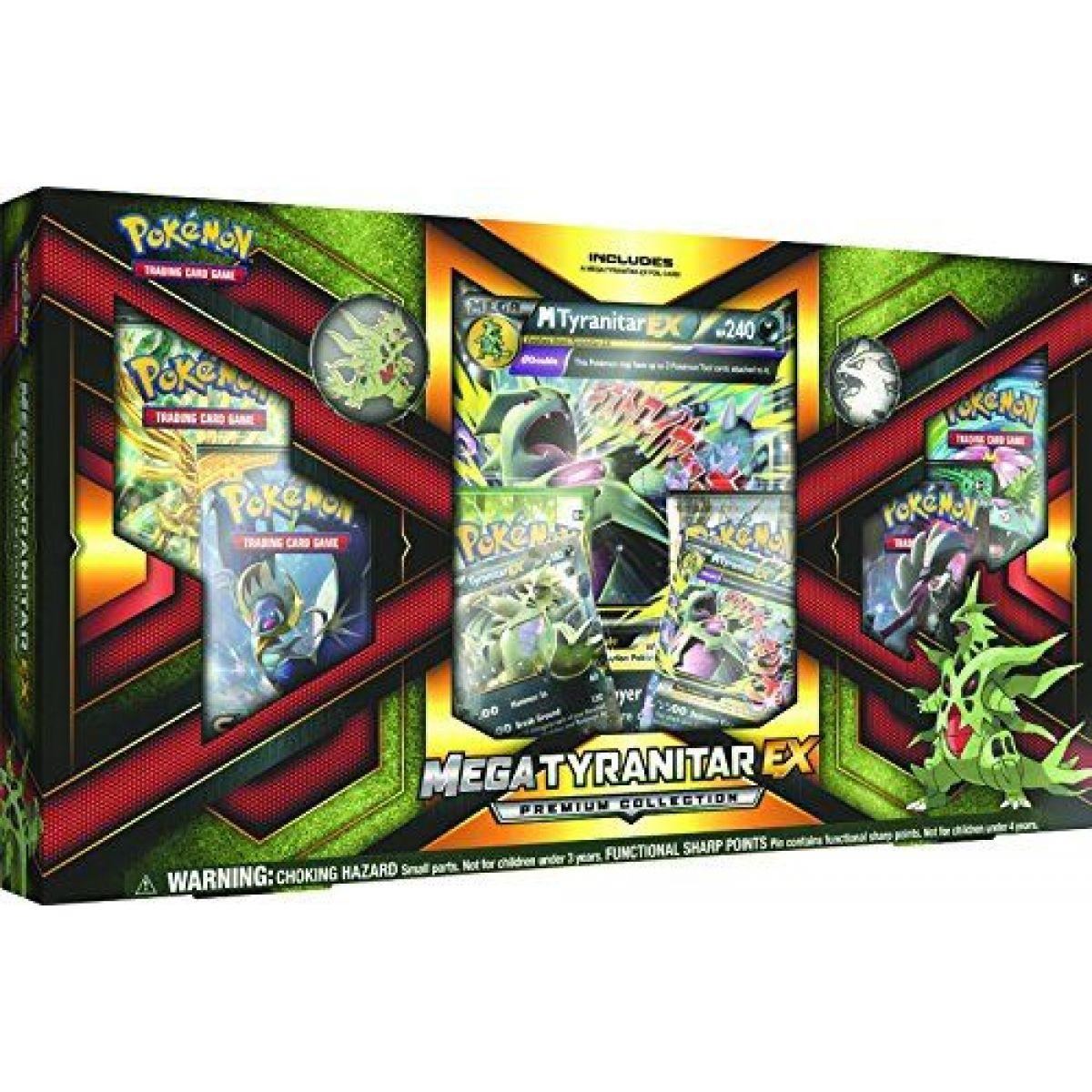 Pokémon TCG Mega Tyranitar-EX Premium Collection