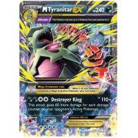 Pokémon TCG Mega Tyranitar-EX Premium Collection 2