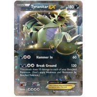 Pokémon TCG Mega Tyranitar-EX Premium Collection 3