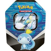 Pokémon TCG: Galar Partners Tin modrá