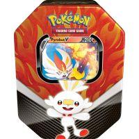 Pokémon TCG: Galar Partners Tin oranžová