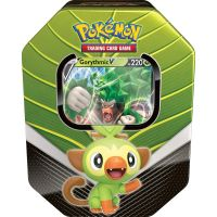 Pokémon TCG: Galar Partners Tin zelená