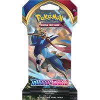 Pokémon TCG: Sword and Shield 1 Blister Booster č.4