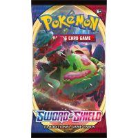 Pokémon TCG: Sword and Shield Booster č.3