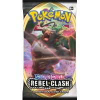 Pokémon TCG: SWSH02 Rebel Clash Booster č.4