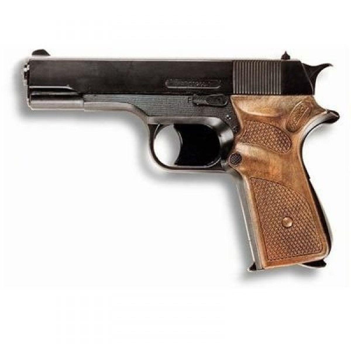Edison Policajná pištoľ Jaguarmatic kapslíková 13 rán