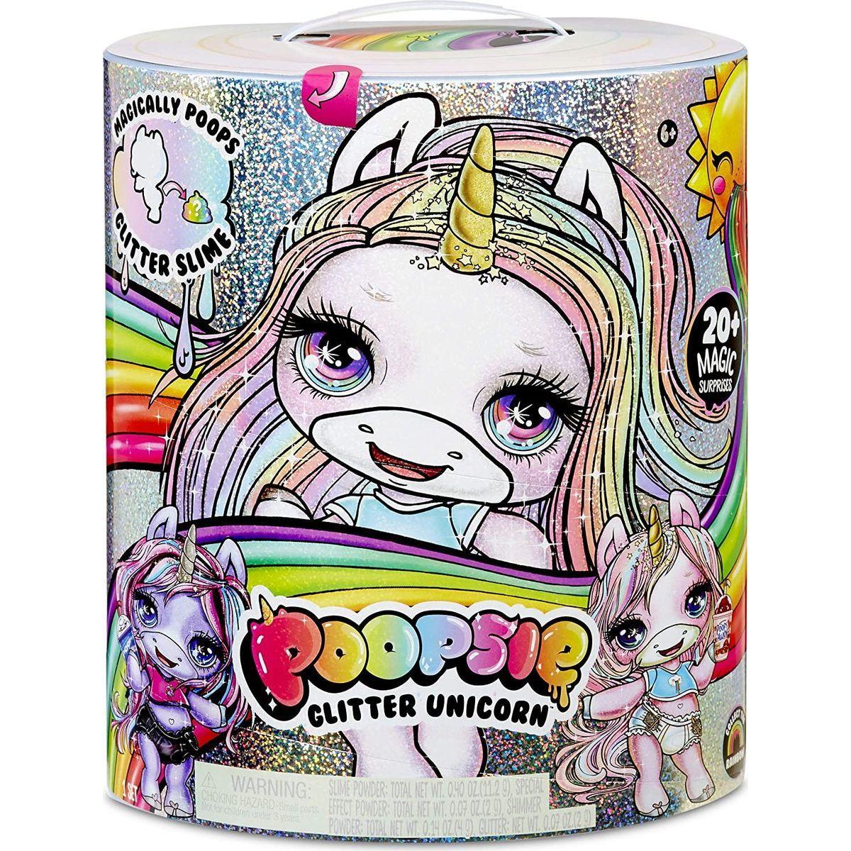 Poopsie Surprise Unicorn - ružový alebo dúhový